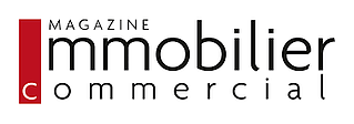 immobilier commercial logo