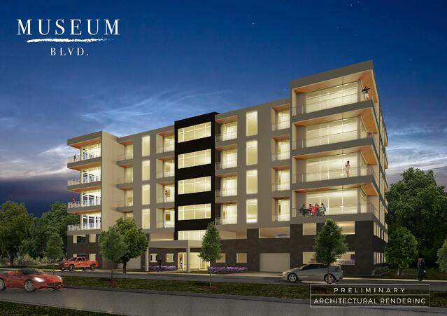 Surge homes announces museum district mid rise condos for Mid main lofts houston