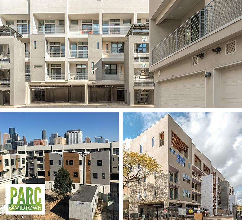 Parc at Midtown Construction Update: January 2018