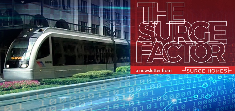 The Surge Factor: May 2018