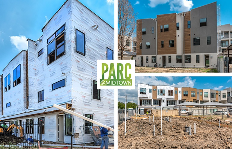 Parc at Midtown Construction Update: September 2018