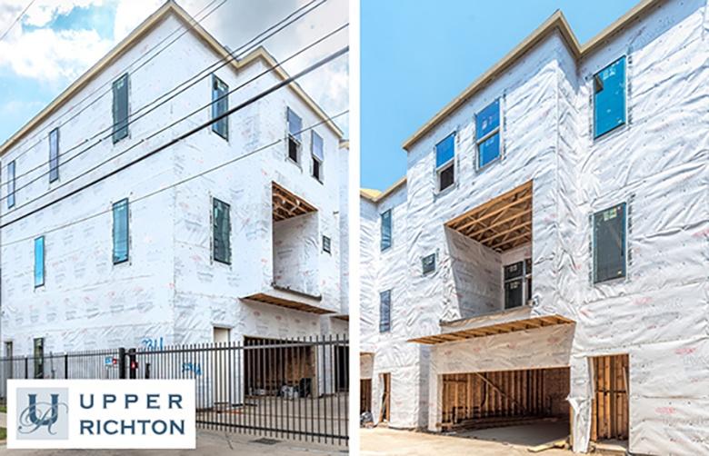 Upper Richton Construction Update: September 2018