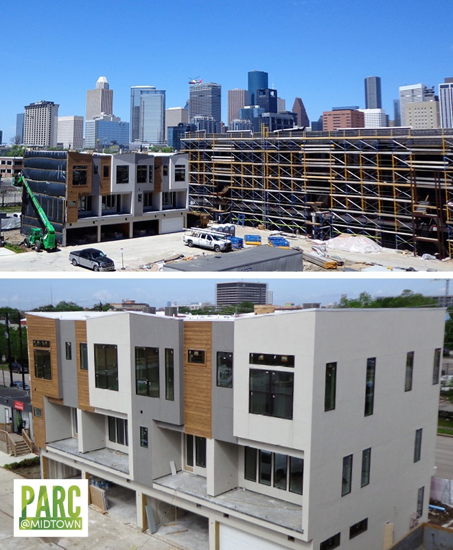 Parc at Midtown Construction Update