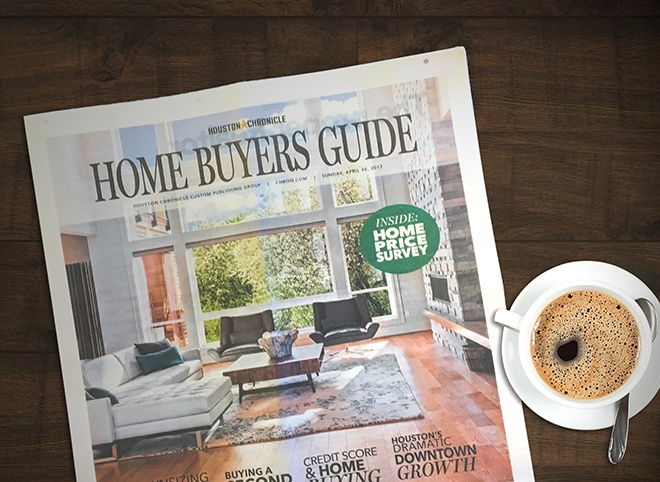 Houston Chronicle: Home Buyers Guide