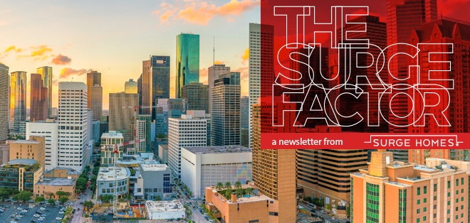 The Surge Factor: August-September 2017