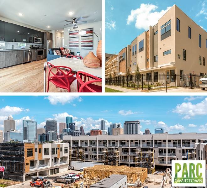Construction Update: Parc at Midtown