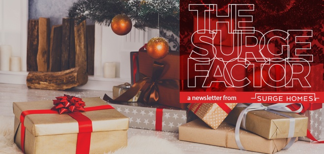 The Surge Factor: December 2017