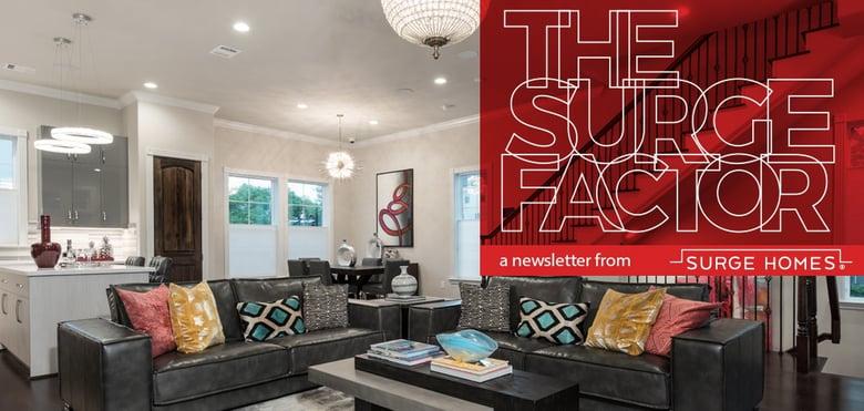 The Surge Factor: October 2017 masthead
