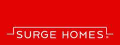 Surge Homes logo