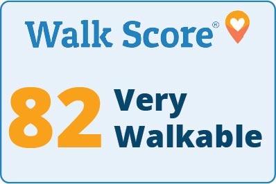 WalkScore 82