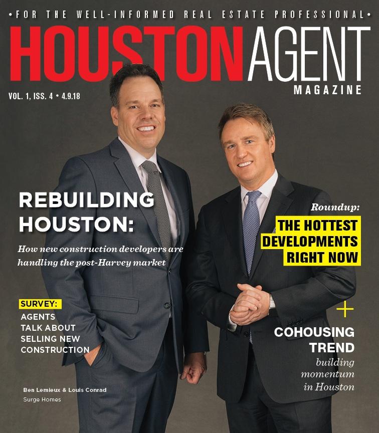How Houston Homebuilders are Handling the Post-Harvey Market