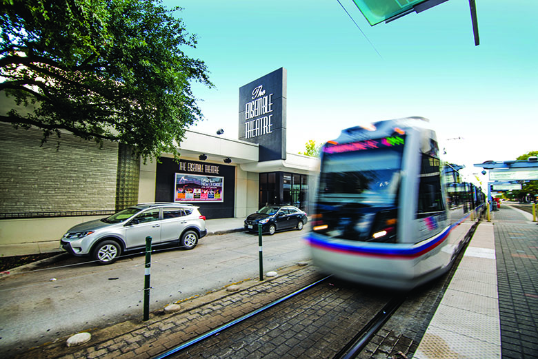 Live in One of Houston's Most Transit-Friendly Neighborhoods