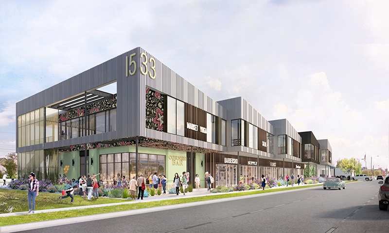 Exciting New Dining, Retail Project Offers New