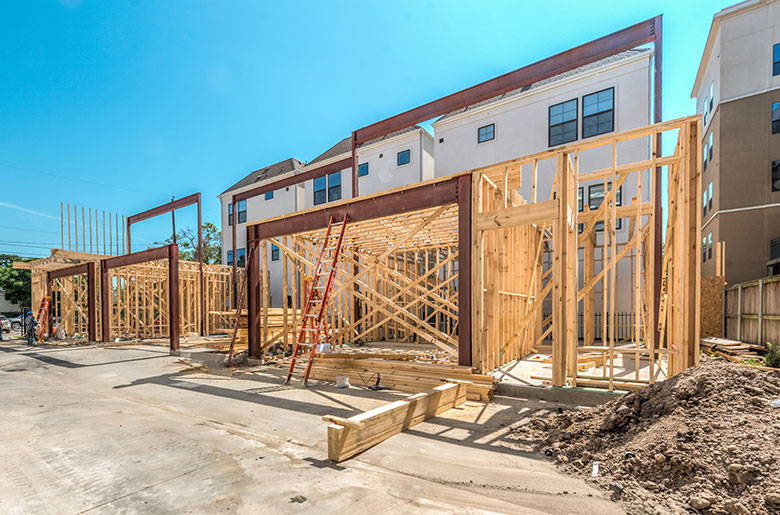 Surge Homes' Townhomes, Detached Homes Stand Out Due to Their Steel Frames and Durability