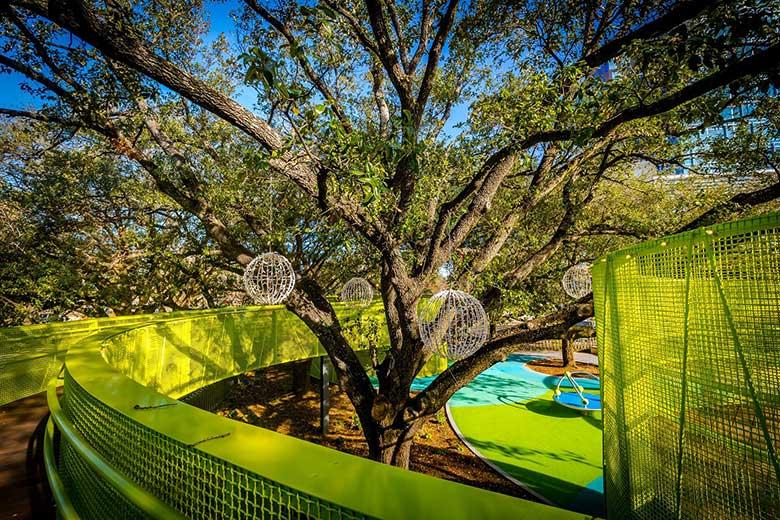 Houston Welcomes Revitalized Levy Park in Prestigious Upper Kirby Neighborhood