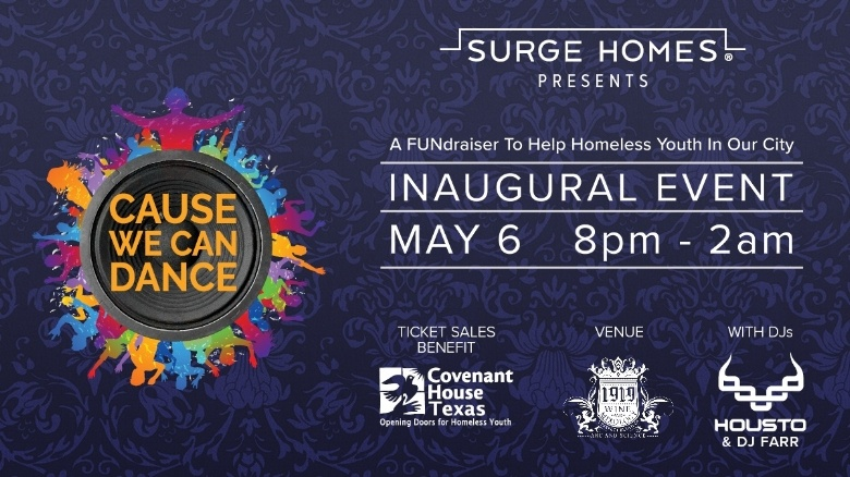Surge Homes Sponsors Inaugural Cause We Can Dance Benefit