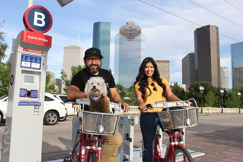 Let's Ride: Cycling Around Midtown