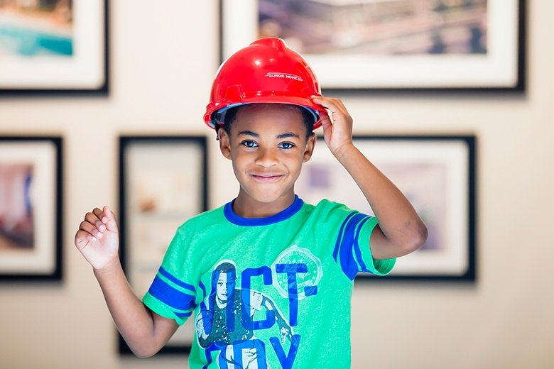 'Hard-Hat Tour' of Parc at Midtown Draws Current and Future Homeowners