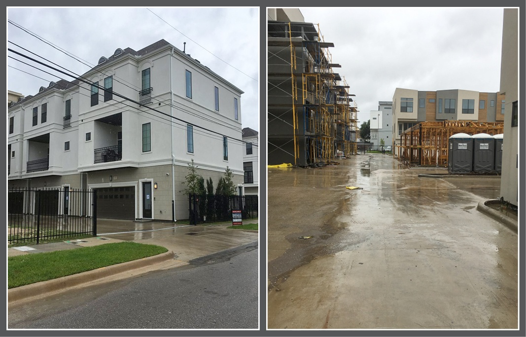 Hurricane Harvey Leaves Surge Homes' Developments 'High, Dry'