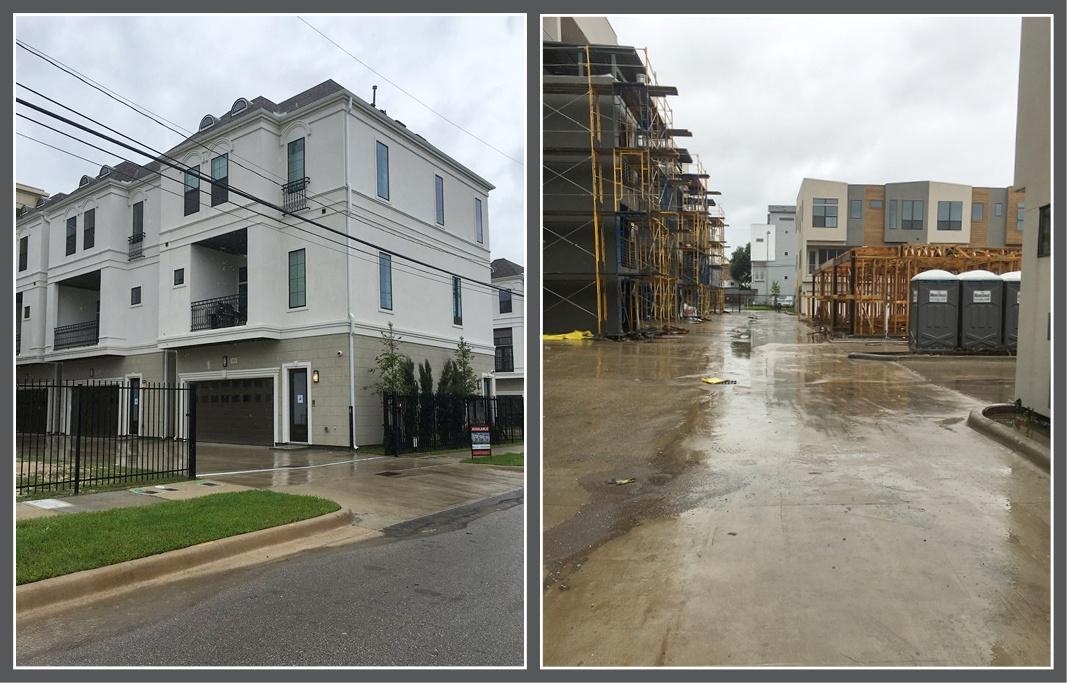 Hurricane Harvey Leaves Surge Homes' Developments 'High, Dry'