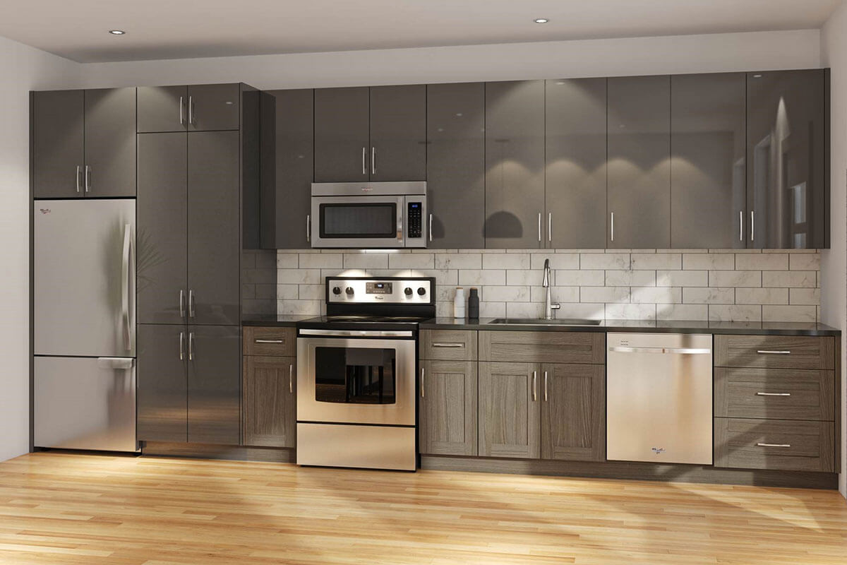 Kitchen For New Homes Interior And Exterior Designs For New Homes In Houston Surge Homes