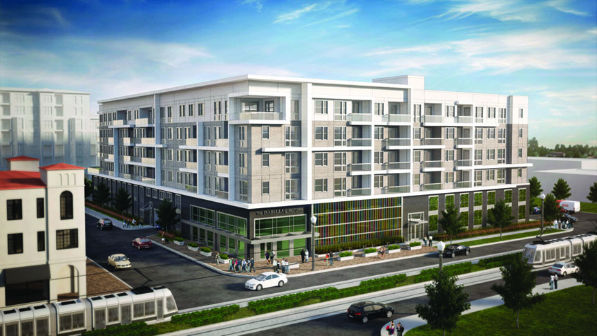 A New Design for The Isabella at Midtown