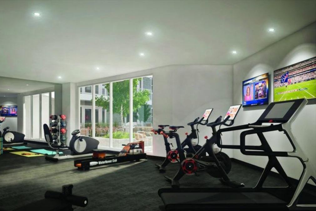 Houston condos for sale with a gym