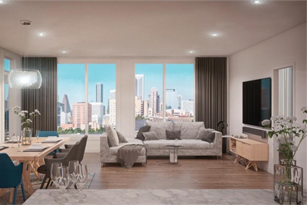 Interior Design Of New Condos For Sale In Houston