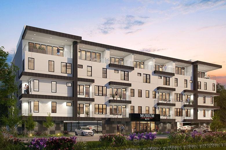 Houston Developer Begins Construction on Museum District Condo Project