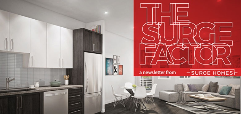 The Surge Factor: August 2018