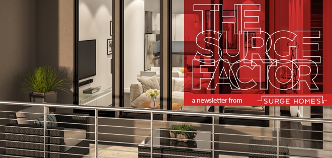 The Surge Factor: March 2018