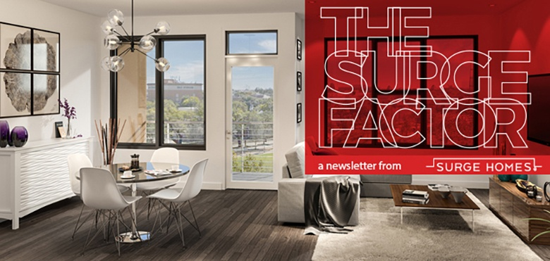 The Surge Factor: July 2018