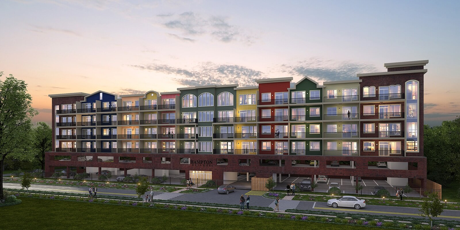 Hampton Heights condos (Greater Heights)