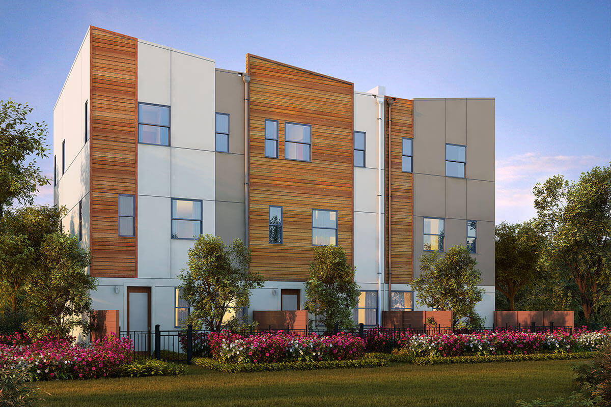 Parc at Midtown - Townhomes on Park