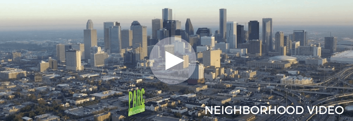 Townhomes for sale in Houston - Neighborhood video