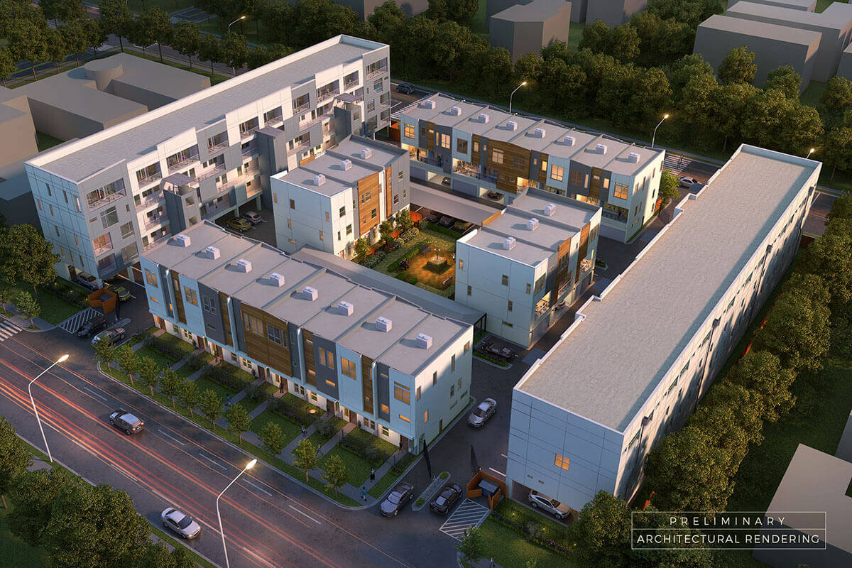 Parc at Midtown - Penthouses & Townhomes for sale in Houston