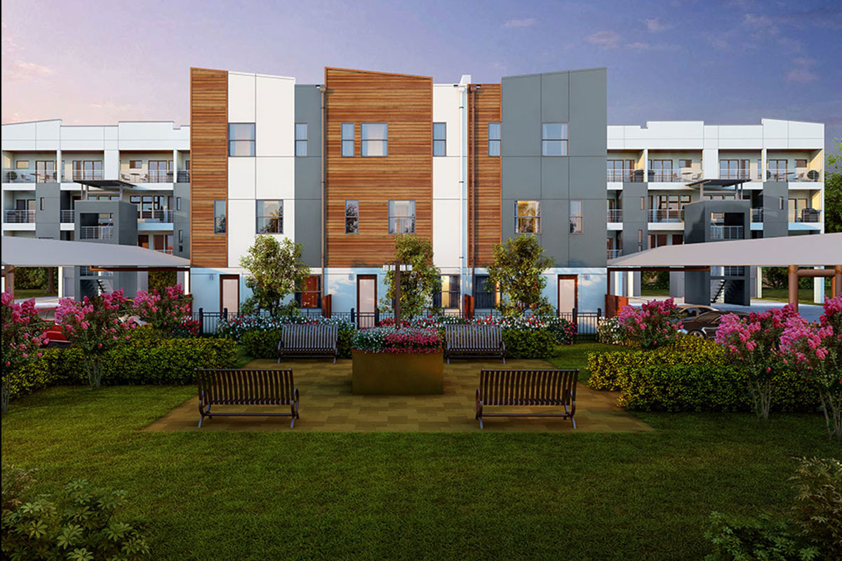 Parc at Midtown - Townhomes for sale in Houston