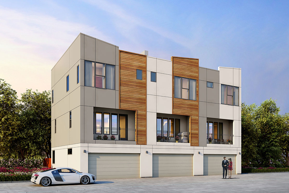 Parc at Midtown - Townhomes