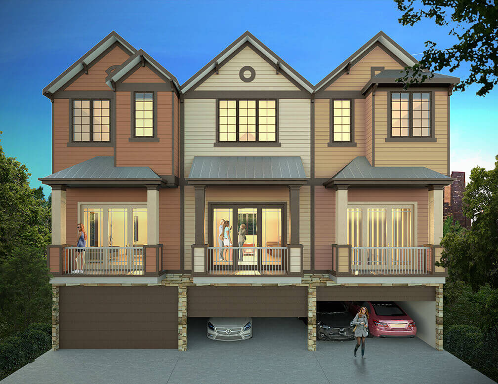 Beauchamp - Townhomes