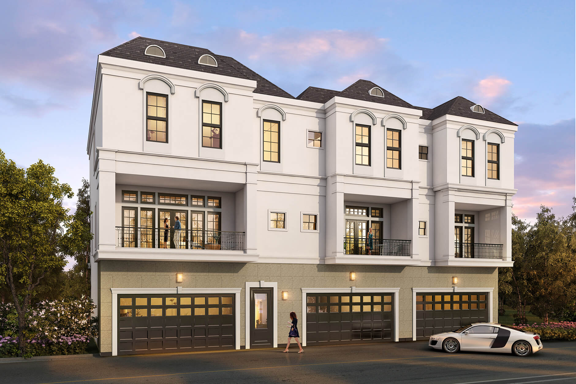 Upper Richton Townhomes