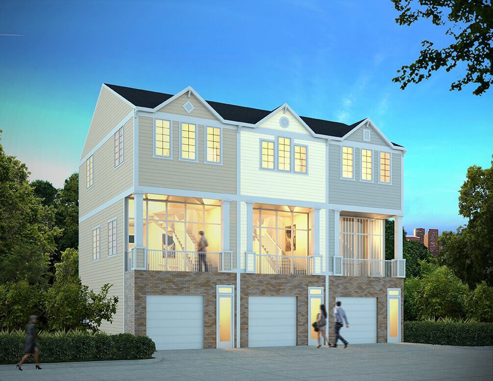 W15th - Townhomes