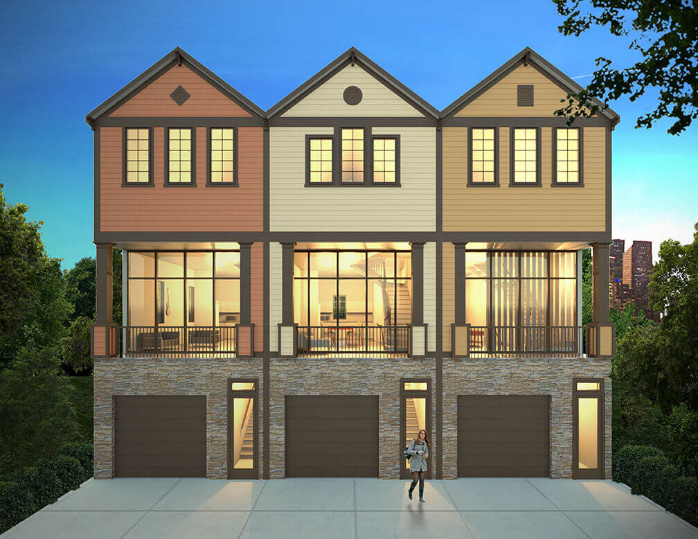 Westview - Townhomes