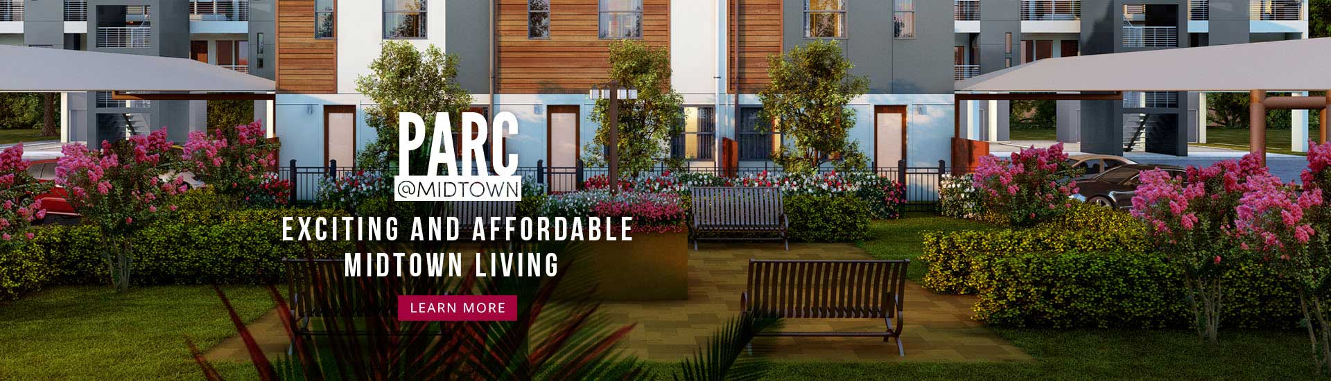 Parc at Midtown by Surge Homes