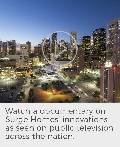 Surge Homes New Home Builder
